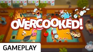 Overcooked On Switch