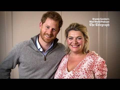 Thumbnail: Prince Harry reveals struggle after mother's death