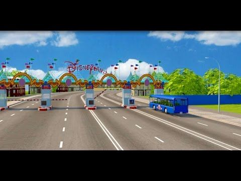 wheels-on-the-bus-go-round-and-round-song-|-disney-nursery-rhymes-for-children-|-kids-songs