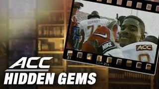 FSU's Peter Warrick Has Huge Afternoon vs. Clemson | ACC Hidden Gems