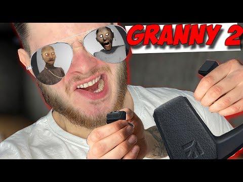 УГНАЛ ВЕРТОЛЕТ у Бабушки GRANNY \\ Granny Chapter 2