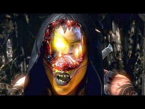 Mortal Kombat X Gameplay Fatalities Raiden/Sub Zero/Kano/Scorpion - Mortal Kombat 10