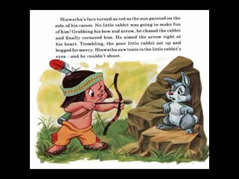 Little Hiawatha - Disney Story