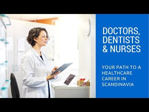 Medicarrera - Your path to a healthcare career in Scandinavia