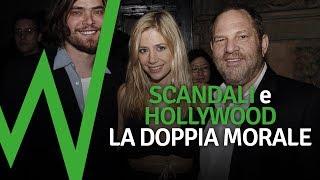 Gli scandali ad Hollywood e la doppia morale dei politicamente corretti