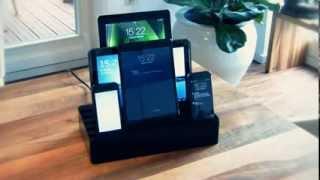 ALL-DOCK: Universal USB charger for Tablet, Smartphone, iOS - Kickstarter