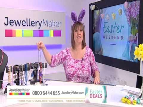 JewelleryMaker LIVE 26/03/16 4PM - 9PM