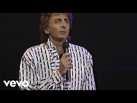 Barry Manilow - Medley (from Live on Broadway)
