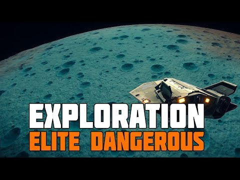 Elite Dangerous Discovery - So, we need to talk about Exploration
