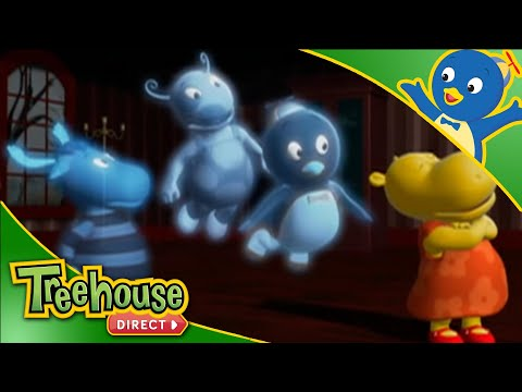 The Backyardigans: It's Great To Be A Ghost! - Ep.6 thumbnail