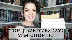 Favorite M/M Couples   Top 5 Wednesday