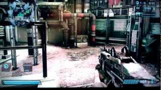 Killzone3 Clan Match La Elite vs Factor Death