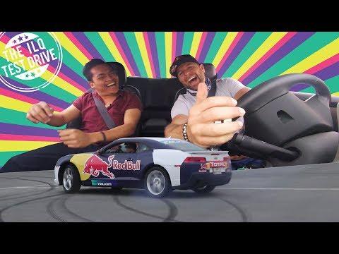 Can We Survive The Red Bull Qatar Car Park Drift With Abdo Feghali?