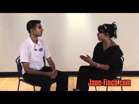 Ward 8 candidate Naseeb Husain interview