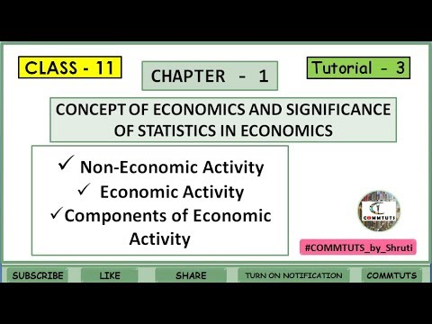 (3) ECONOMIC AND