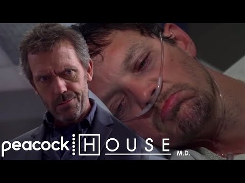 You Are Not A Hero | House M.D.