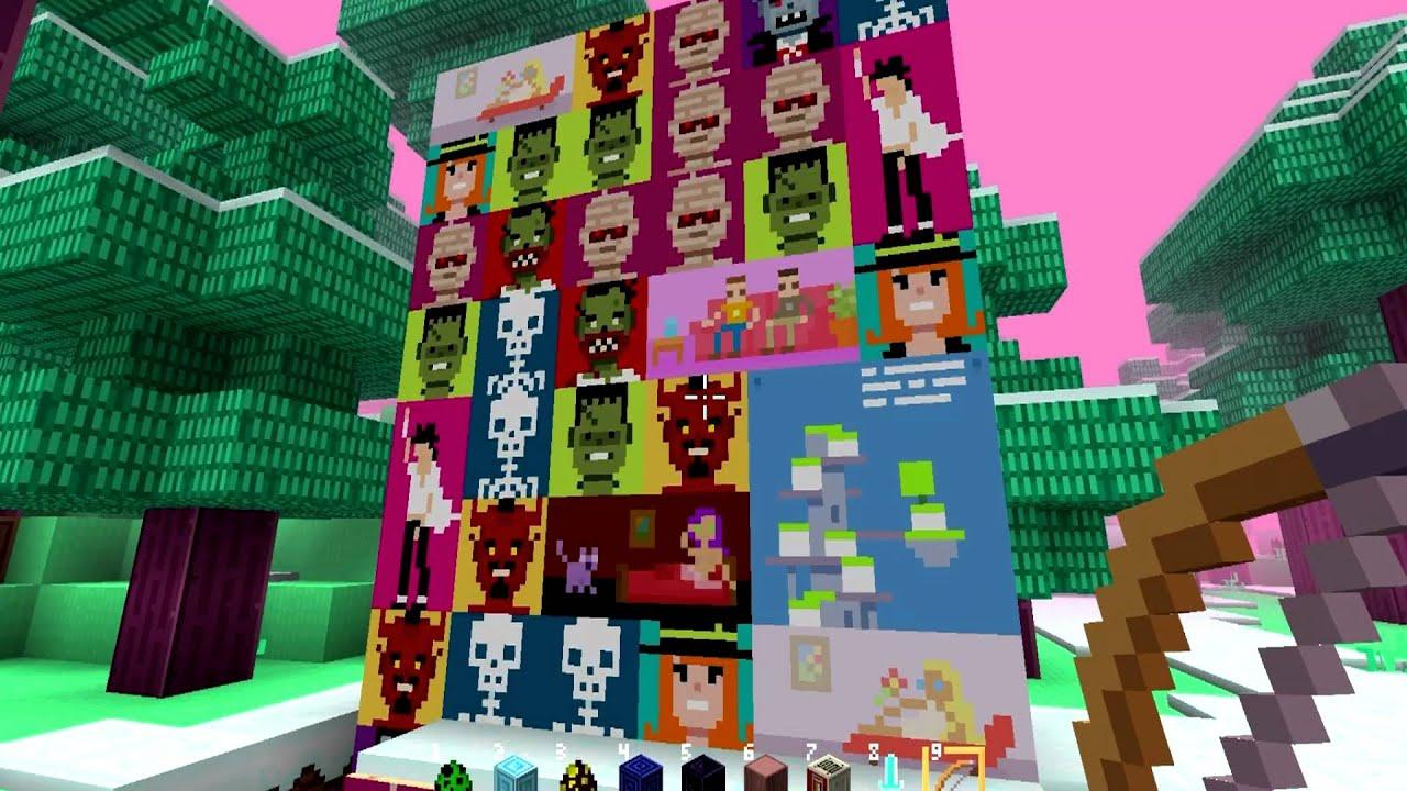 Texture Pack Spotlight Fez In Minecraft Youtube