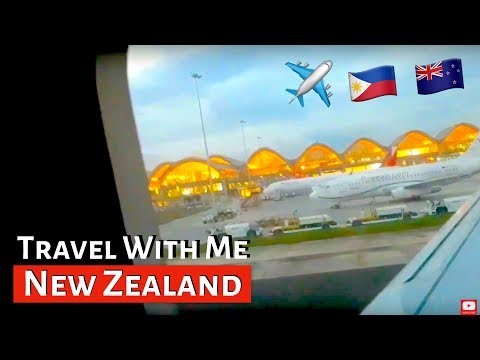 Travel With Me To New Zealand | Part 1