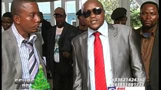 ADG Crlos Salim lutete visite le Mausolée du première président du congo