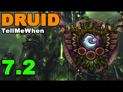 Druid TMW Profile for Patch 7.2 w/Download