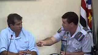 Reunião da Segurança Pública Municipal