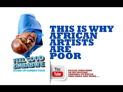 This is why African artists are so poor!