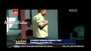 Hansip Smule wawancara langsung di Gorontalo