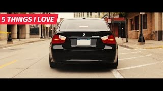 5 Things I LOVE About My BMW 3 Series
