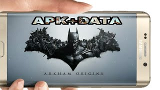 😂Download Batman Arkham Origins Game For Free Any Android Device In Hindi
