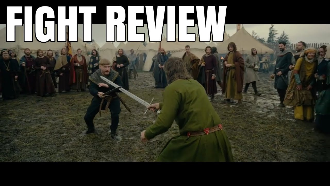 Download Outlaw King duel Robert the Bruce vs Edward Prince of Wales   FIGHT REVIEW