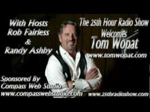 Tom Wopat - Actor/Singer - Dukes Of Hazzard - Tony Nominee - The 25th Hour Radio Show