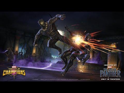Marvel Contest of Champions — Killmonger Spotlight