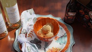 H-E-B Backyard Kitchen: Pumpkin Ice Cream | KSAT 12