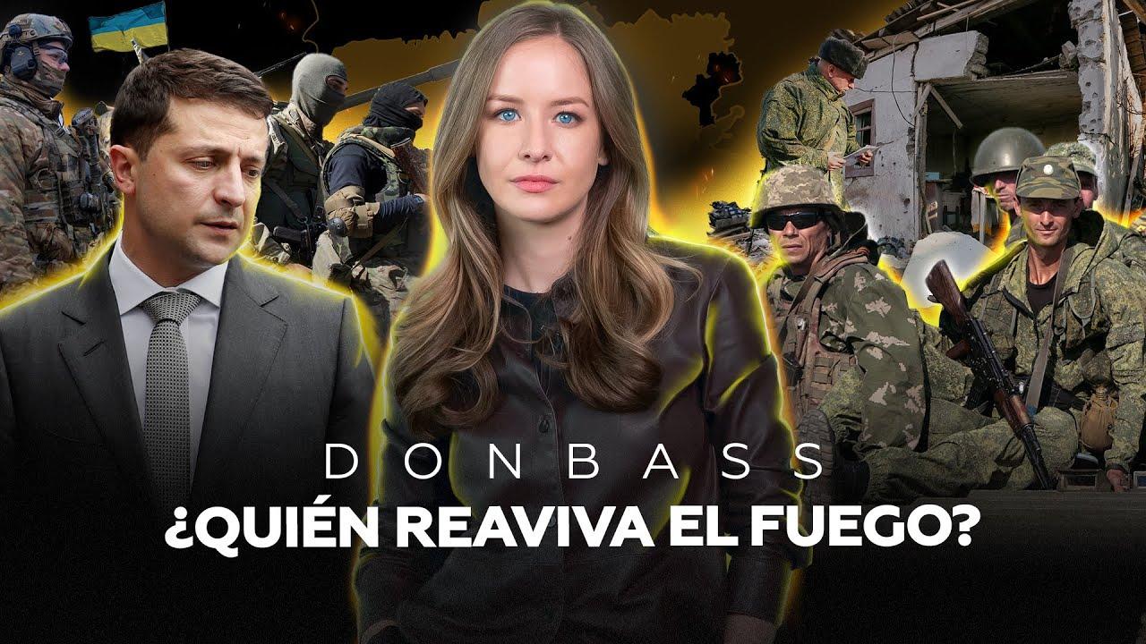 Ucrania y Rusia en máxima tensión: ¿se viene la escalada final en el Donbass?