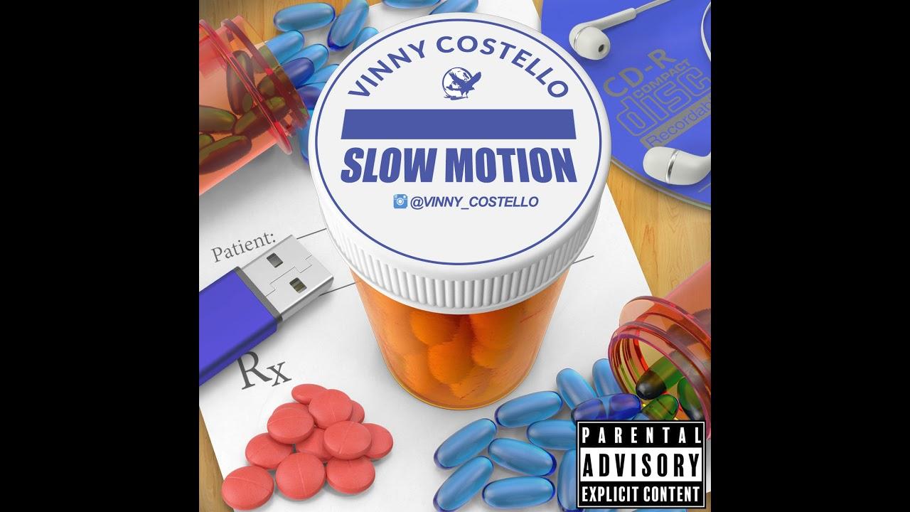 Vinny Costello - SLOW MOTION (Audio)