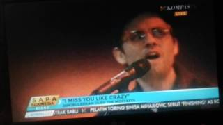 The moffat live performance in kompastv indonesian by : gabrieL jambi | Astra Jagostu