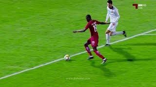 هدف المعز علي | العراق 2 - 1 قطر | كأس الخليج 23