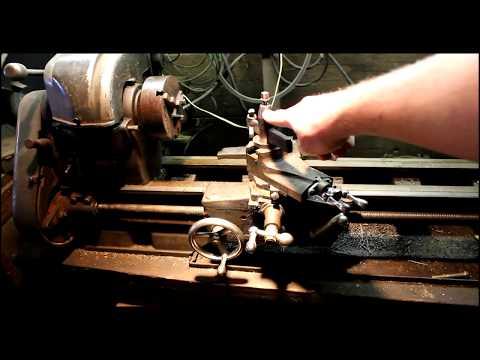"""Craftsman Metal Lathe 12x36"""""""