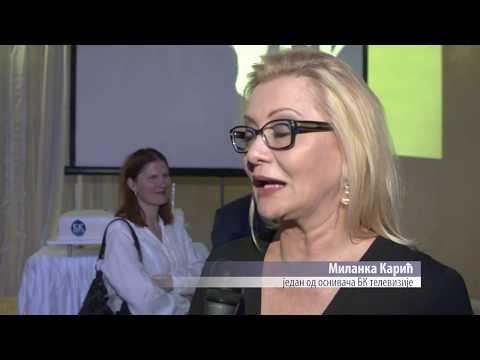 Milanka Karić, jedan od osnivača / BK televizija
