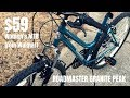 $59 Roadmaster Granite Peak Women's Mountain Bike from Walmart