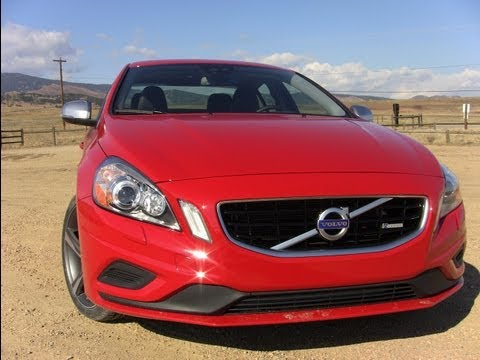 2012 Volvo S60 R-Design Review & Drive