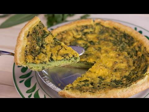 A Time-Saving Holiday Quiche You Need to Make This Season
