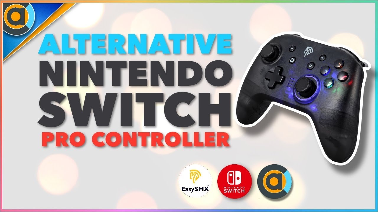 Nintendo Switch Pro controller alternative unboxing and review. Plus 15% off with an exclusive code