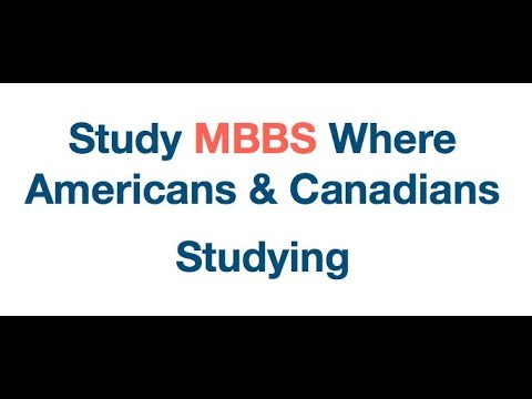 After NEET 2019 Result, Study MBBS Where Americans & Canadians Studying