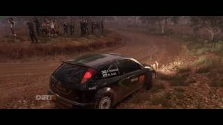 DIRT 4 Ford Focus