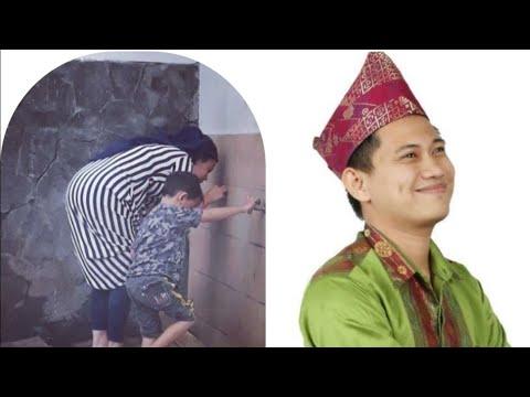 Wao video viral lucu Mediasi tuyul di introgasi oleh ustad
