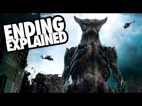 COLOSSAL (2017) Ending Explained