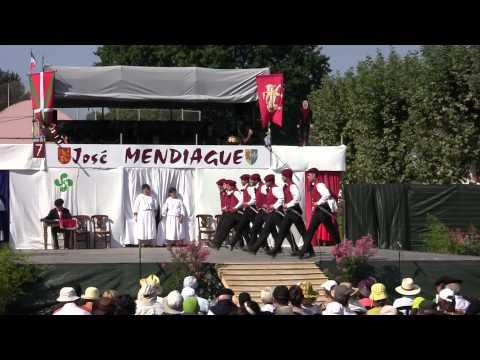 Pastorale du Pays Basque José Mendiague, hommage de José Mendiague à Jean-Baptiste Otxalde von YouTube · Dauer:  6 Minuten 27 Sekunden