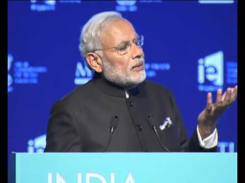 PM Modi's address at India - Singapore Economic Convention