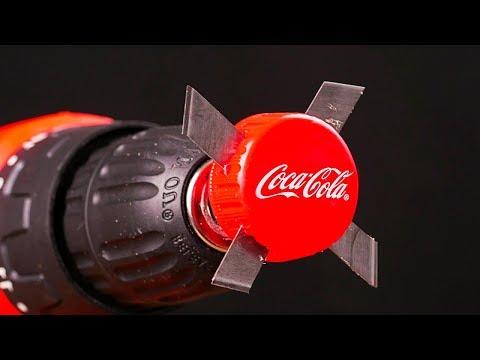14 Simple Life Hacks with Coca Cola